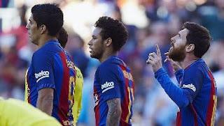 Video Gol Barcelona vs Villareal 4-1 La Liga 6/5/2017