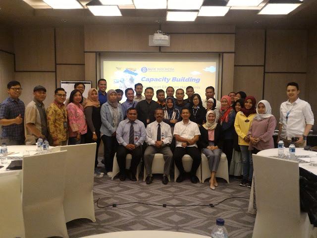 Jurnalis Sumsel Capacity Building Bersama Bank Indonesia Di Kota Solo