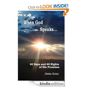 When God Speaks: 40 Days and Nights of His Promises