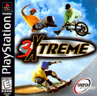 3Xtreme iso PS1