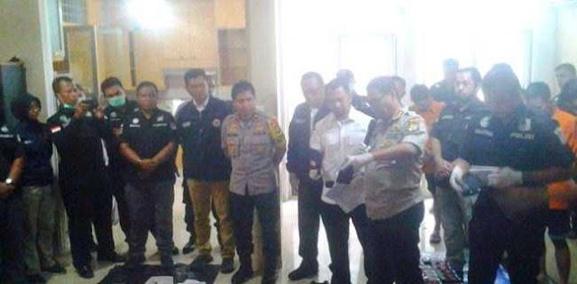 Polisi Gerebek Rumah Mewah Pabrik Vape Narkoba Di Kelapa Gading