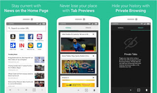 Amazon Launches a New Internet Browser for Low End Android Phones called Internet