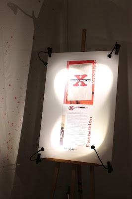 exposition,scandale,centre culturel de tubize