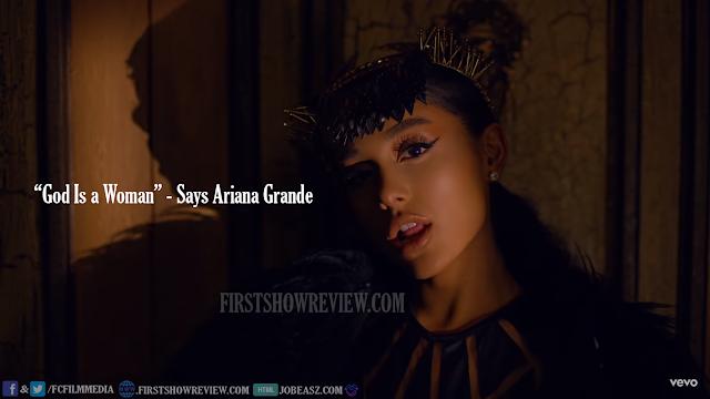 """God Is a Woman"" - Says Ariana Grande"