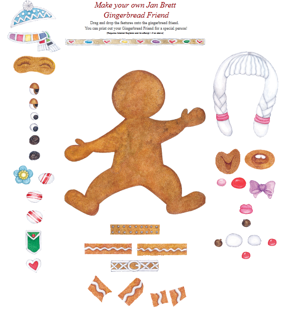 Math Worksheets gingerbread man math worksheets : Tech Coach: Gingerbread Man or Boy