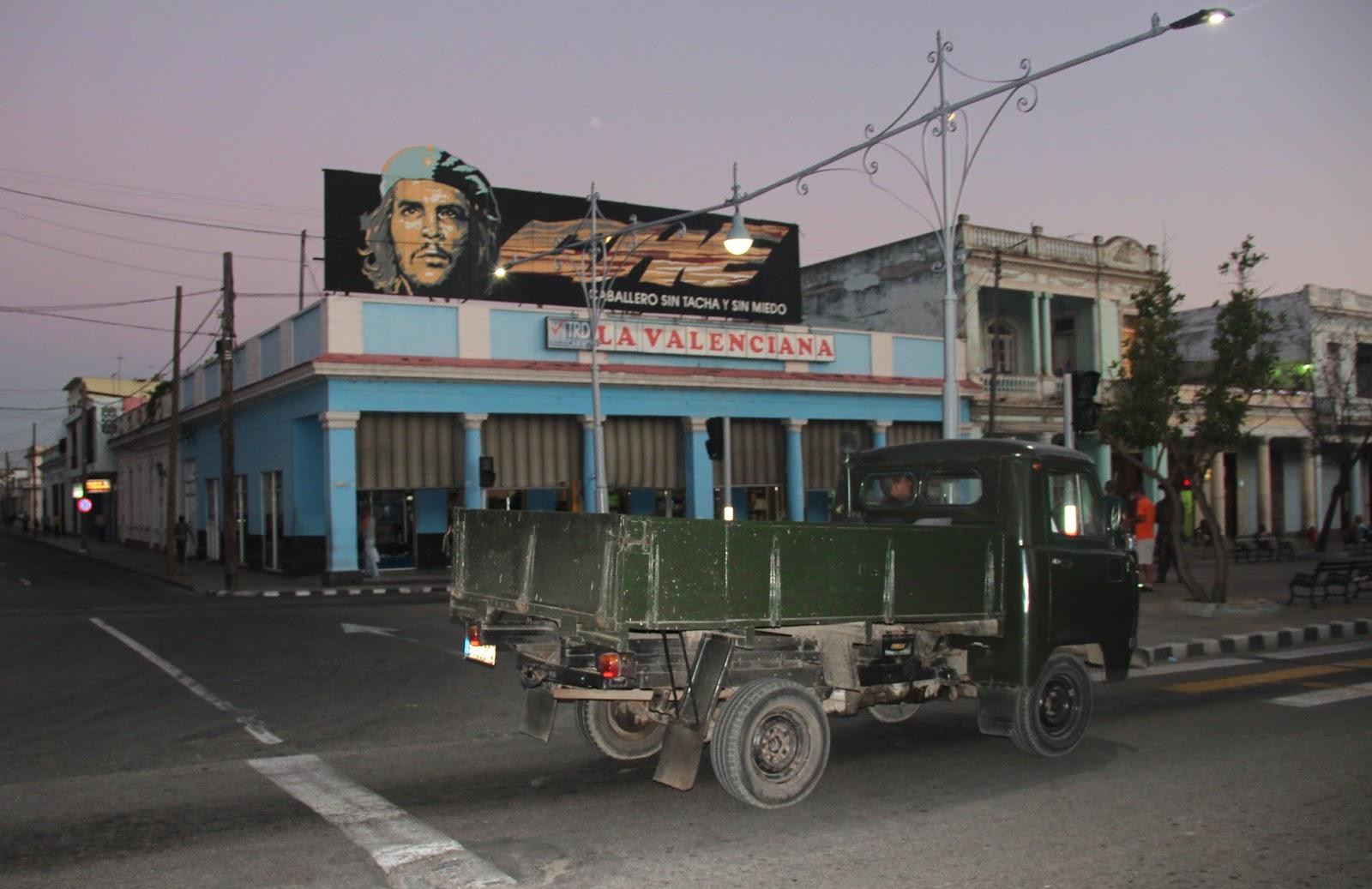 Cuba Fidel Street Art