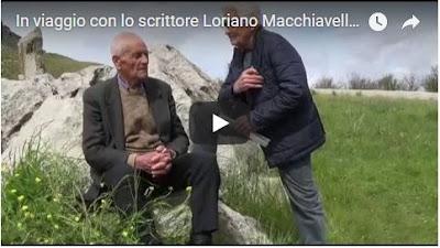 In viaggio con lo scrittore Loriano Macchiavelll a Portella della Ginestra - regia di Franco Insalaco