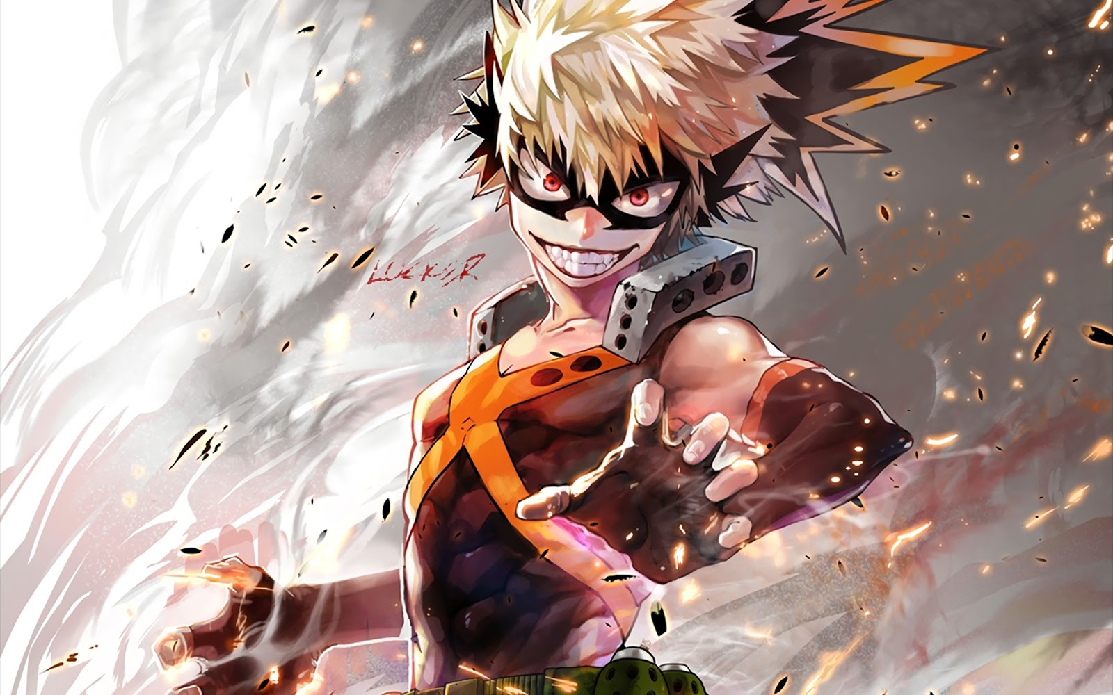Katsugi Bokugo Boku No Hero Academia Wallpaper HD - Aniwallz