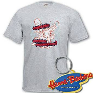 Captain Caveman Tee Shirt and Keyring