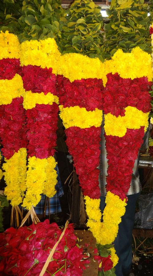 The Cultural Heritage Of India Sacred Poo Maalai Wedding Temple