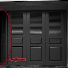 Suara Keras Bayi Menangis DIbalik Pintu Garasi Rumah yang Gelap