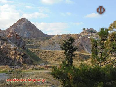 ΤΟΥΡΚΟΒΟΥΝΙΑ, ΛΑΤΟΜΕΙΑ ΚΕΚΡΩΨ