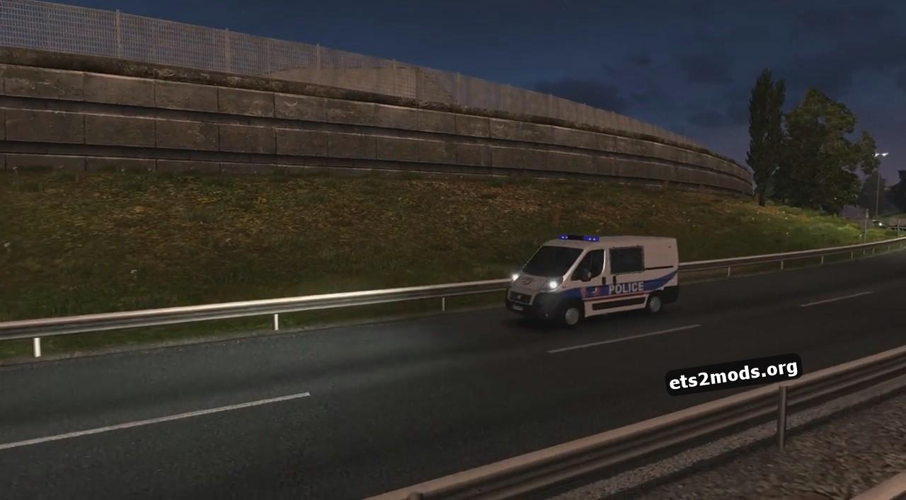 Europolice V 5
