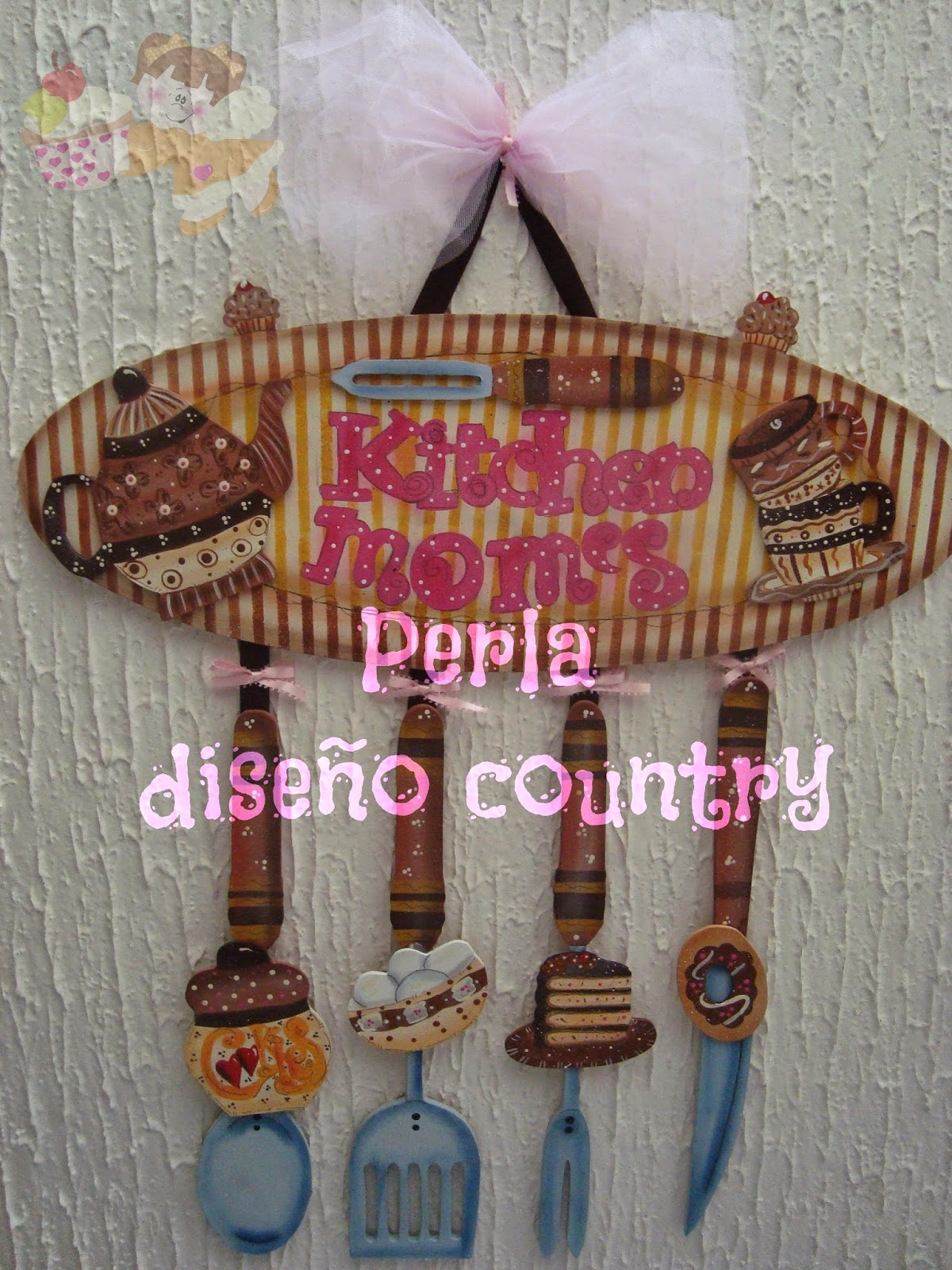 Lovecountrylove Kitchen Moms Madera Country