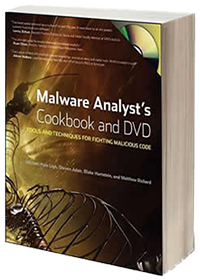 Malware Analyst's Cookbook