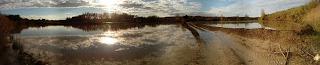 Crecida del río Gállego 24/11/2016