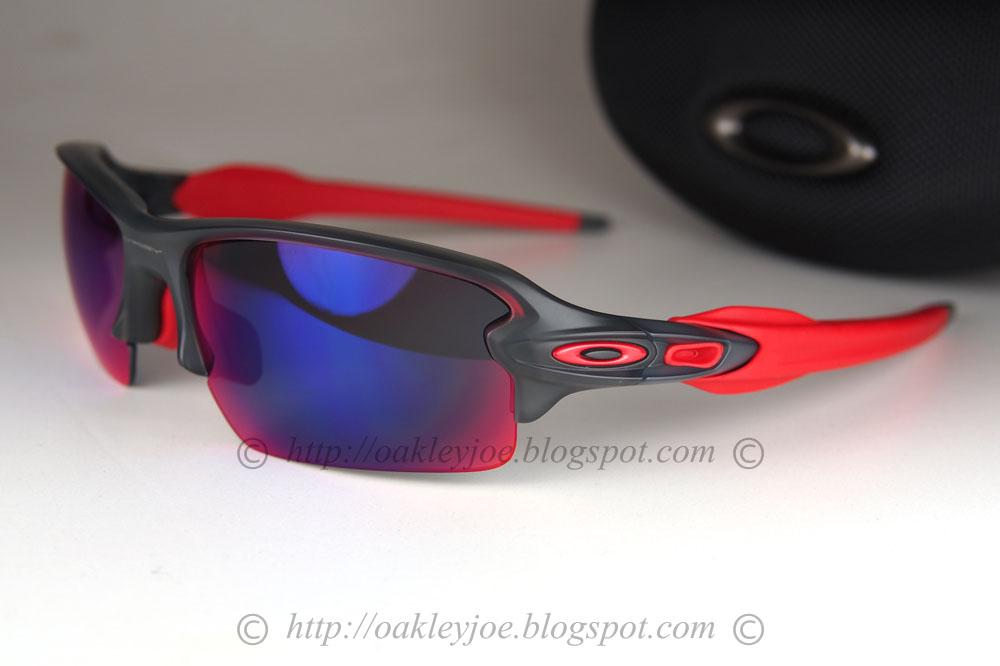 5f3111c987 Oakley Flak Jacket Xlj Grey Smoke Clear Black Iridium Photochromic ...