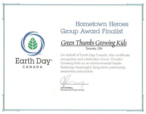 What Day Is Earth Day 2016 In Canada