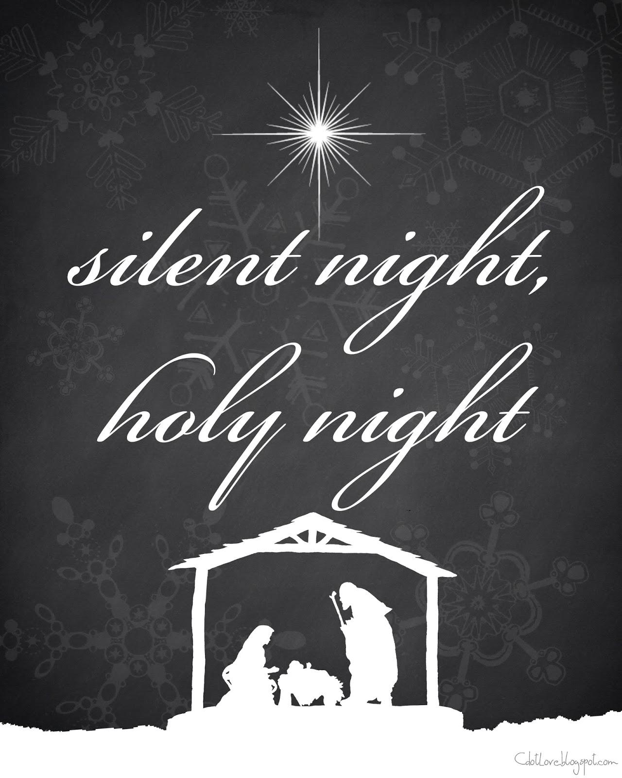 Cdotlove Design By Kristin Clove Free Christmas Printables