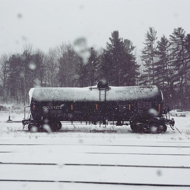 ottawa rail journey