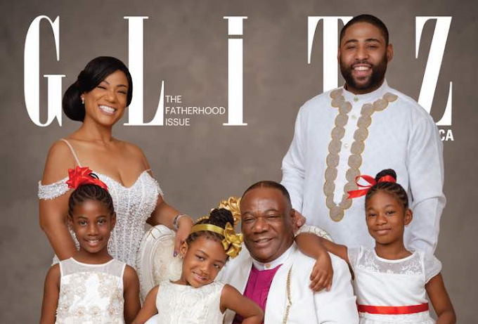Archbishop Duncan-Williams covers Glitz Africa Magazine Issue 21