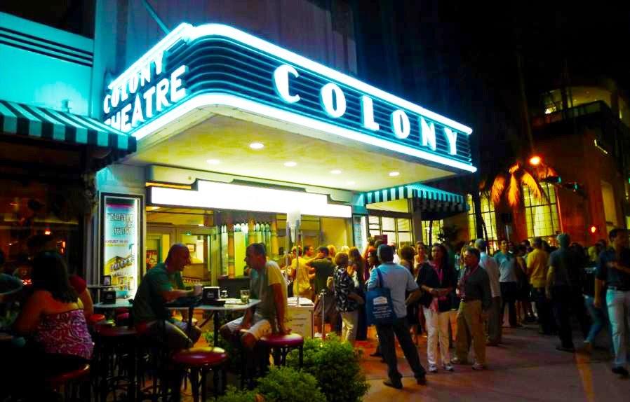 Teatros em Miami Colony Theater