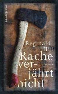 Reginald Hill - Rache verjährt nicht (Cover)