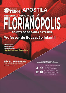 Apostila Concurso Público Prefeitura de Florianópolis para Magistério PMF-SC.