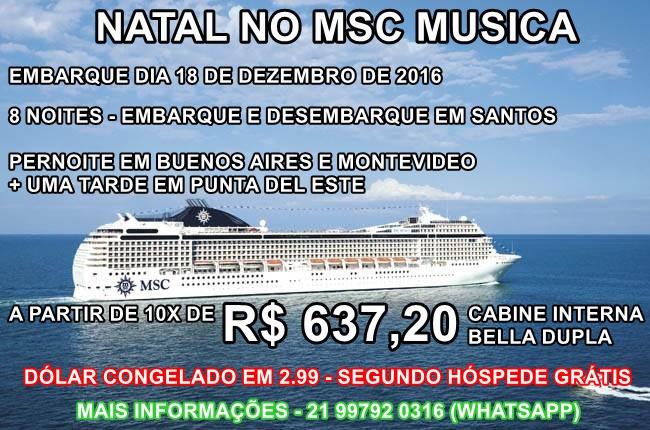 6c64998a25 Grande Como il Mare  2º HÓSPEDE VIAJANDO DE GRAÇA NA MSC CRUZEIROS ...