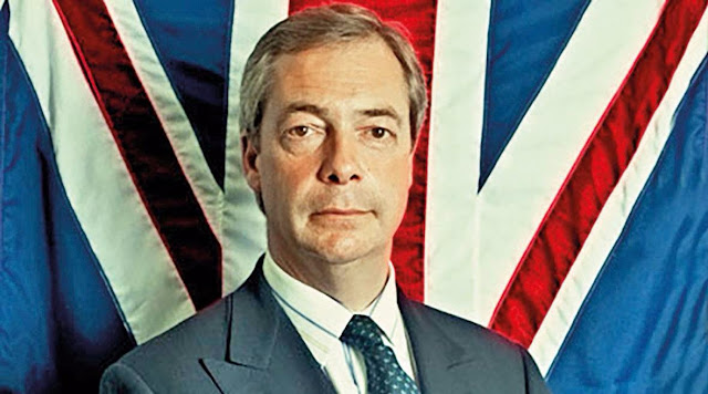 FARAGE SNUBBED FOR KNIGHTHOOD YET AGAIN