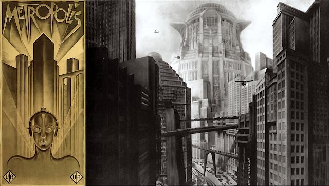 Metropolis - Fritz Lang - 1927