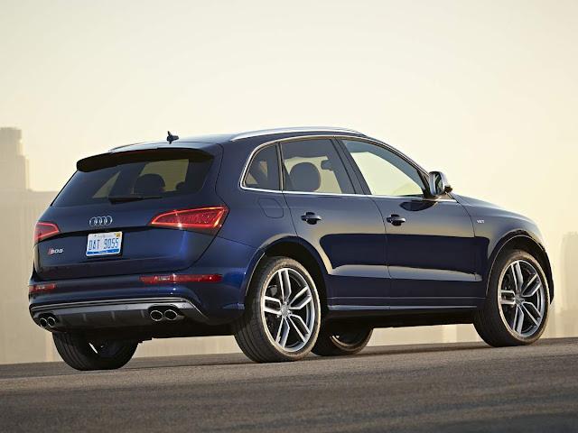 Audi Q5 2012-2017 - recall