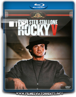 Rocky 5 Torrent - BluRay Rip 720p Dublado