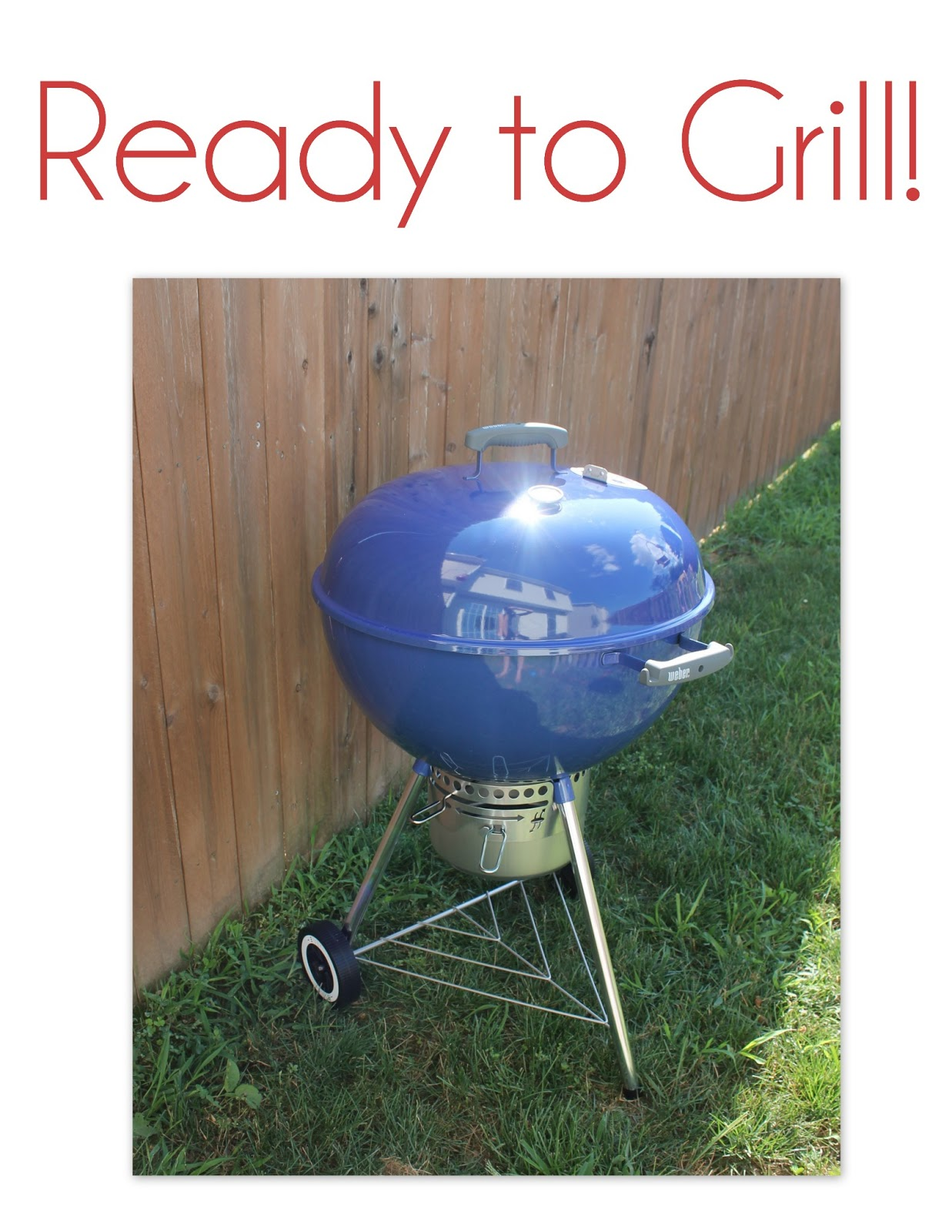 Weber Grill One Touch Weber 22 Inch One Touch Gold Kettle Grill Thrifty Nifty Mommy