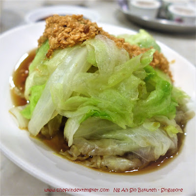 NG AH SIO Pork Ribs Soup Eating House - Singapore, vindex tengker