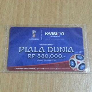 Paket Piala Dunia