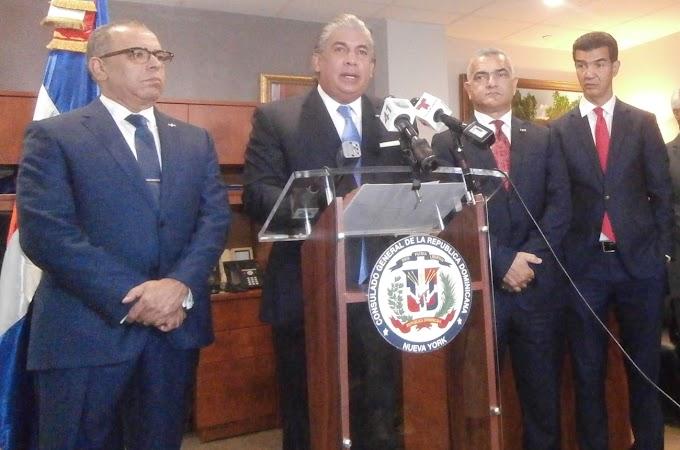 Comisión oficial de defensa a Duarte pide a alcaldía de Nueva York excluir estatua de la lista