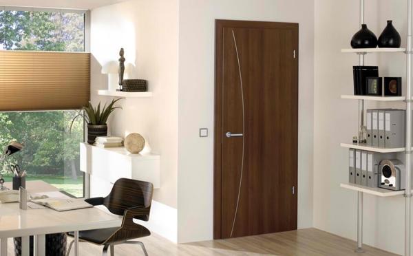 Permalink to 12 Model Pintu Kayu 1 Daun Minimalis Terbaik