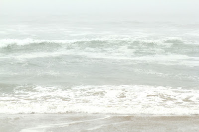 Pearly Grey Beach Day Photo by Mademoiselle Mermaid