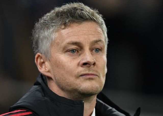 'Man United Must Not Drop Out Of Top Six'- Solskjaer