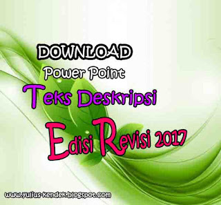 Download Power Point Menentukan Informasi dalam Teks Deskrispsi Terbaru