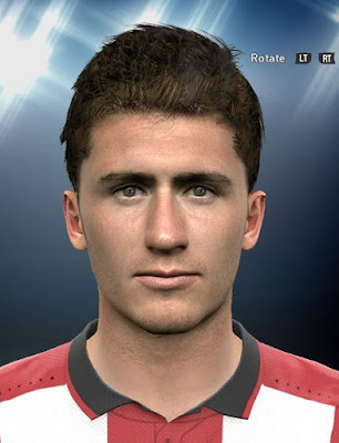 PES 2017 Aymeric Laporte Face By DzGeNiO