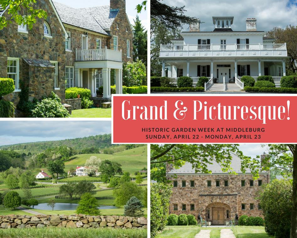 Horse Country Chic: Historic Virginia Garden Week