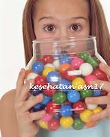 tips Menangani anak yang Suka Mengkonsumsi makanan yang manis-manis
