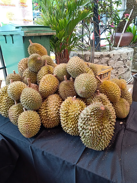 Durian Package - Back by Popular Demand Starting 6 May 2019 till 6 August 2019