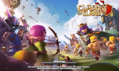 Clash of Clans (COC) Versi 8.212.9 Apk Terbaru