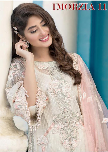 Deepsy Imorzia vol 11 Pakistani Suits Eid Collection