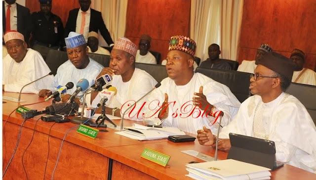 Northern Governors meet in Kaduna