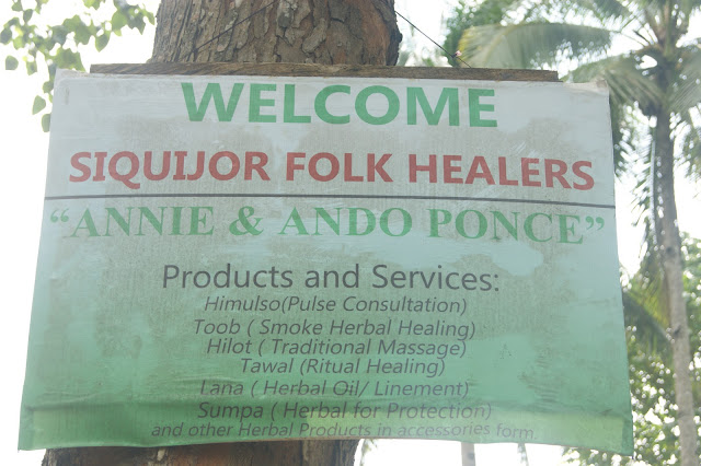 Folk Healers in San Antonio Village Siquijor Central Visayas Philippines