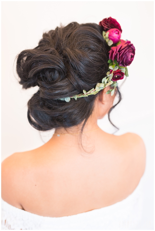 Maui Wedding Hair and Make-Up Inspiration with Salon 253 Bride